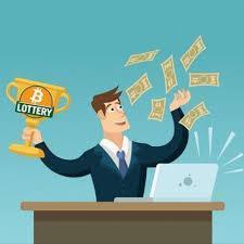 Crypto Lottery system