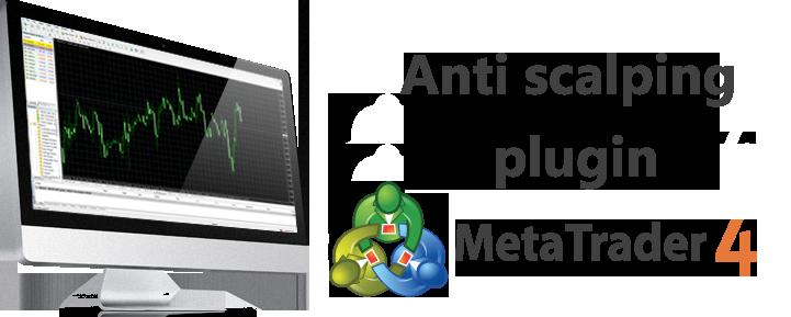 Anti Scalper plugin for metatrader 4 - software for trading