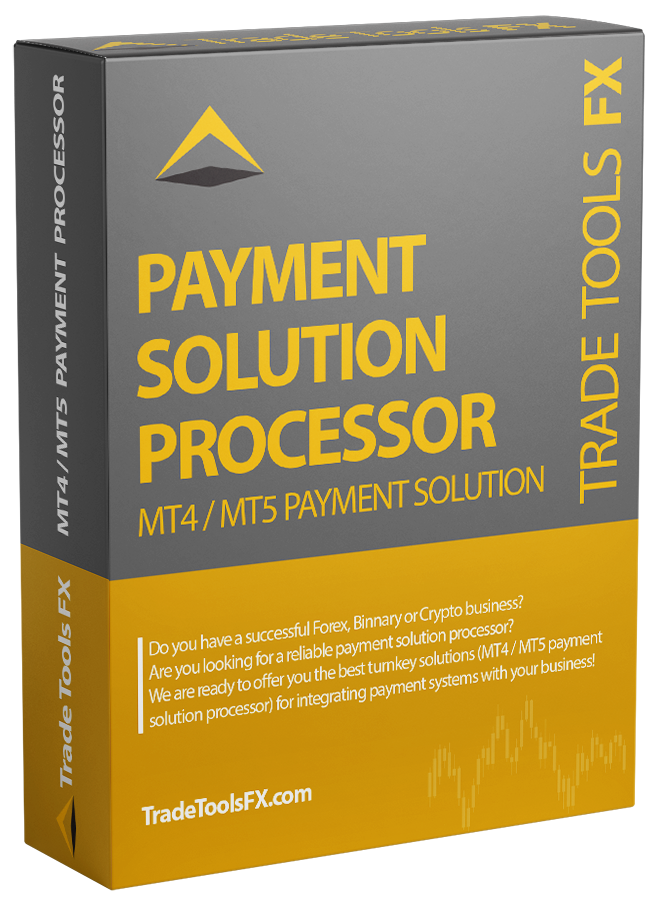 payment solutions processor for mt4 / mt5 / fxgo
