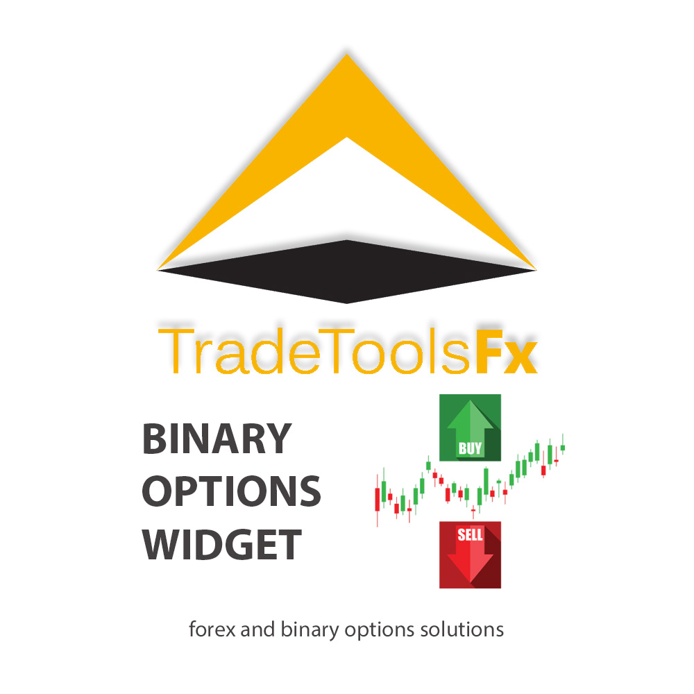 binary options widget logo