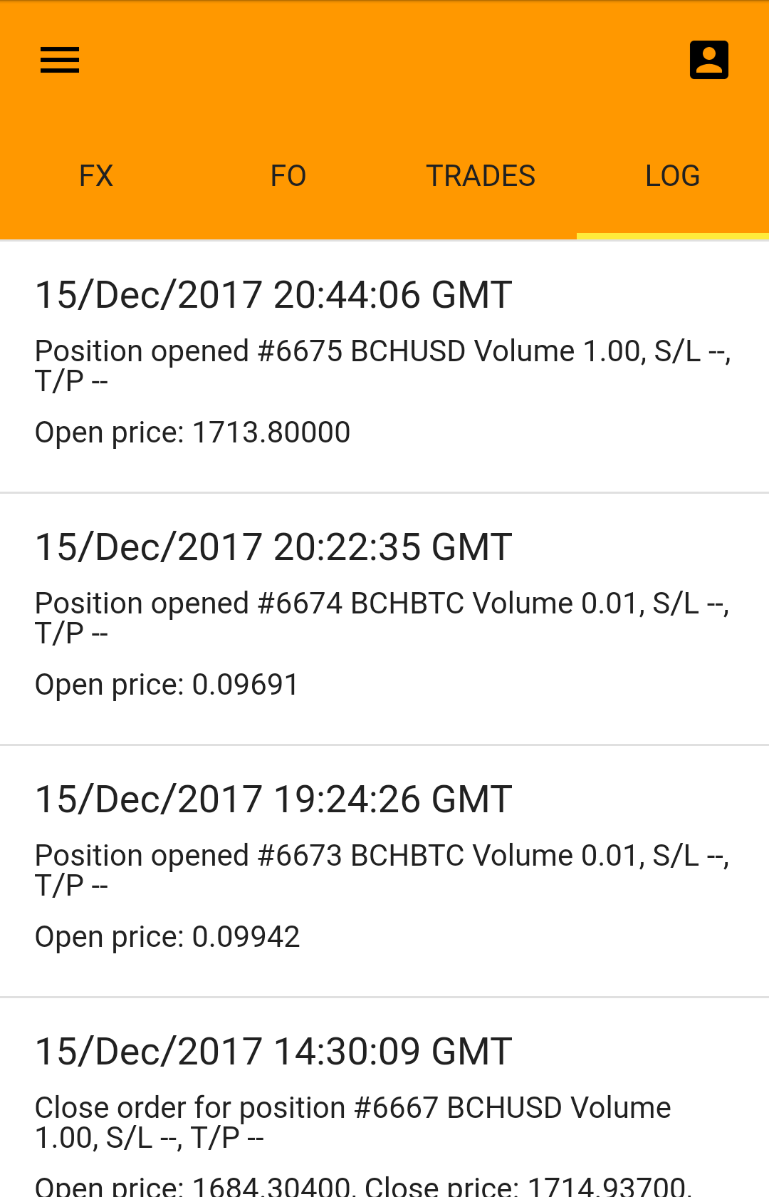 how to use metatrader 4 mobile app